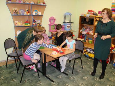 Воспитательская комната, реабилитация инвалидов